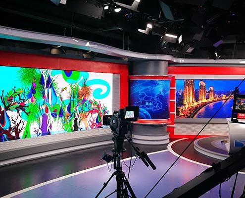jr magicube p1.875 for tv studio