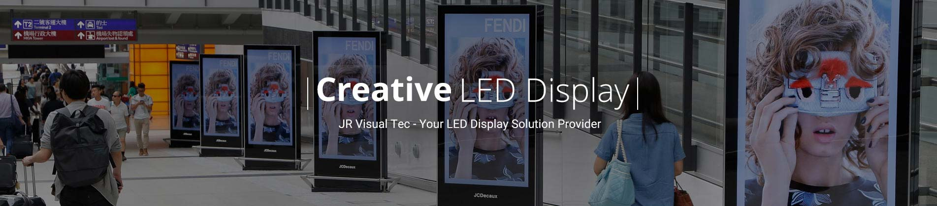 creative led display