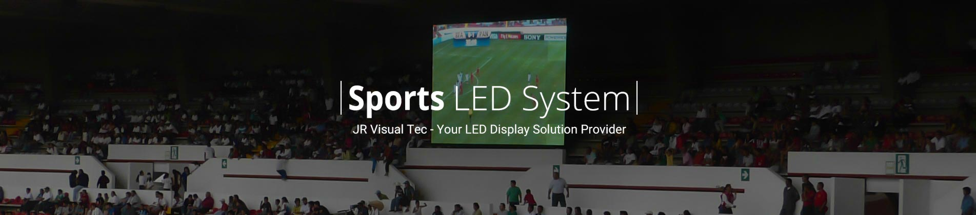 sports led system